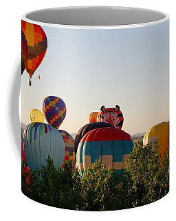 Flight Of The Tiger Coffee Mug