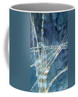 Flight Path- Abstract Painting Coffee Mug