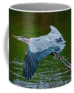 Flight Coffee Mug by Quinn Sedam