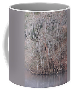 Coffee Mug featuring the photograph Flint River 2 by Kim Pate