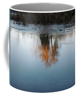 Coffee Mug featuring the photograph Flint River 21 by Kim Pate