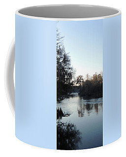 Coffee Mug featuring the photograph Flint River 23 by Kim Pate