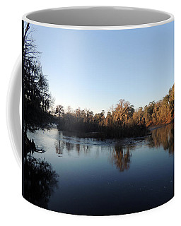 Coffee Mug featuring the photograph Flint River 26 by Kim Pate