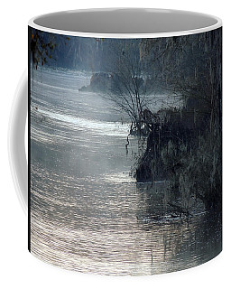 Coffee Mug featuring the photograph Flint River 28 by Kim Pate