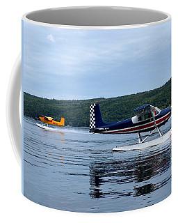 Float Planes On Keuka Coffee Mug