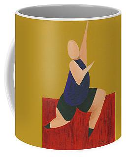 Floor Dancer 6 Coffee Mug by Darice Machel McGuire