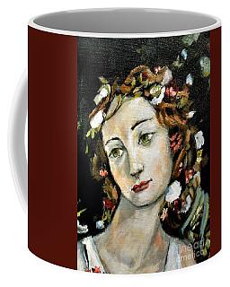 Flora Detail Coffee Mug