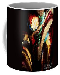 Floral Abstract I Coffee Mug by Sharon Elliott