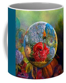 Floral Ambrosia Coffee Mug by Robin Moline