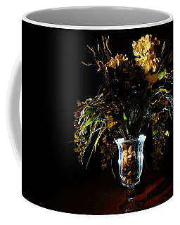 Coffee Mug featuring the photograph Floral Arrangement by David Andersen