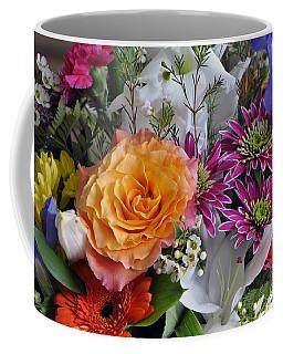 Floral Bouquet 6 Coffee Mug