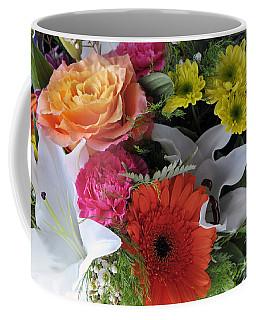 Floral Bouquet 7 Coffee Mug