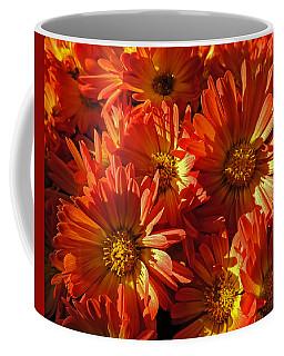 Floral Frenzy Coffee Mug