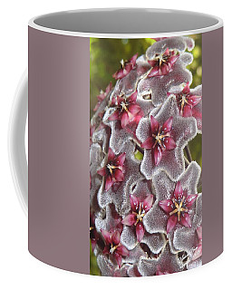 Floral Presence - Signed Coffee Mug