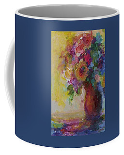 Floral Still Life Coffee Mug