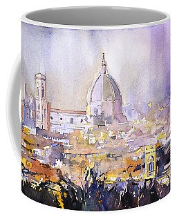 Florence Duomo Coffee Mug by Ryan Fox