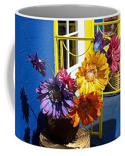 Flores Colores Coffee Mug