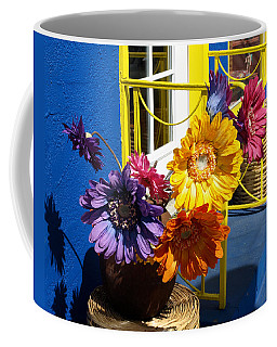 Flores Colores Coffee Mug