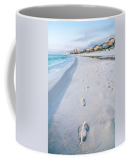 Florida Beach Scene Coffee Mug