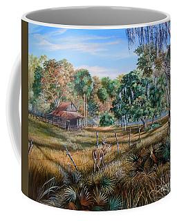 Florida Cracker Cowboy- Third Generation Bowhunter Coffee Mug
