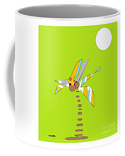 Florida Palm 1 Coffee Mug