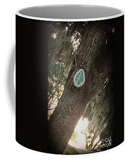 Florida Peace Coffee Mug