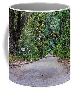 Florida Road Coffee Mug