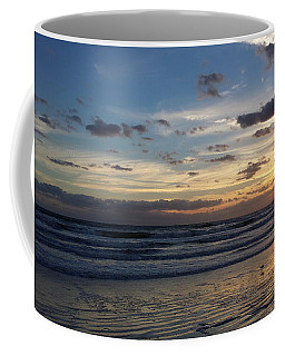 Coffee Mug featuring the photograph Florida Sunrise by Ally  White