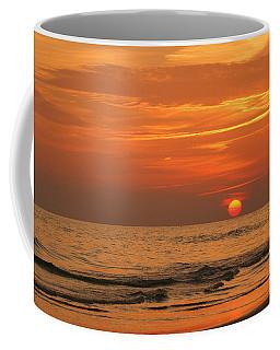 Florida Sunset Coffee Mug by Sandy Keeton
