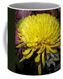 Yellow Queen. Beautiful Flowers Collection For Home Coffee Mug