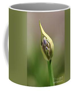 Flower-agapanthus-bud Coffee Mug