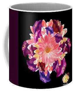 Flower Circle Coffee Mug