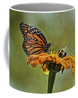 Flower Duet Coffee Mug