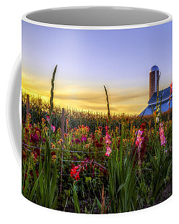 Flower Farm Coffee Mug