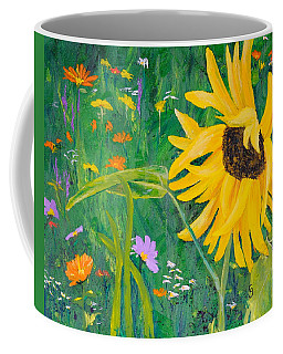 Flower Fun Coffee Mug