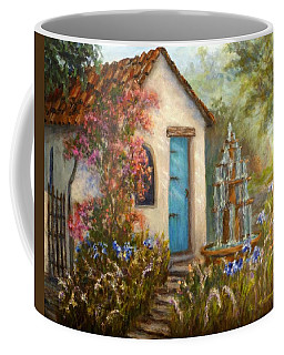 Flower Garden Paintings Coffee Mug