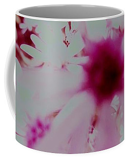 Coffee Mug featuring the photograph Flower Minimalism by Mike Breau