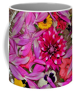Flower Offerings - Jabalpur India Coffee Mug