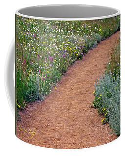 Flower Path Coffee Mug