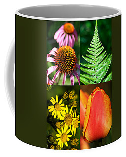 Flower Photo 4 Way Coffee Mug
