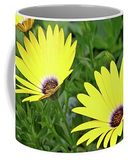 Flower Power Coffee Mug by Ed  Riche