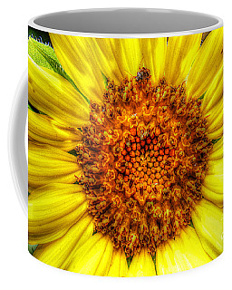 Flower Power Coffee Mug by Tina  LeCour