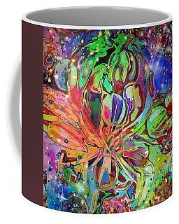 Flower Sphere Coffee Mug