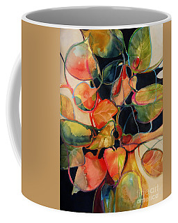 Flower Vase No. 5 Coffee Mug