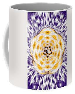 Coffee Mug featuring the drawing Flowering Emotion by Derek Gedney