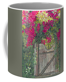 Flowering Gateway Coffee Mug