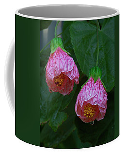 Flowering Maple Coffee Mug