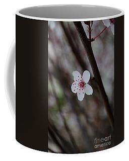 Flowering Plum 3 Coffee Mug