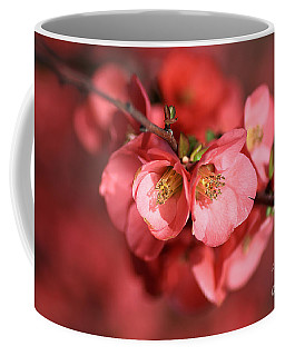 Flowering Quince Coffee Mug