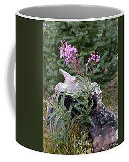 Flowering Stump Coffee Mug